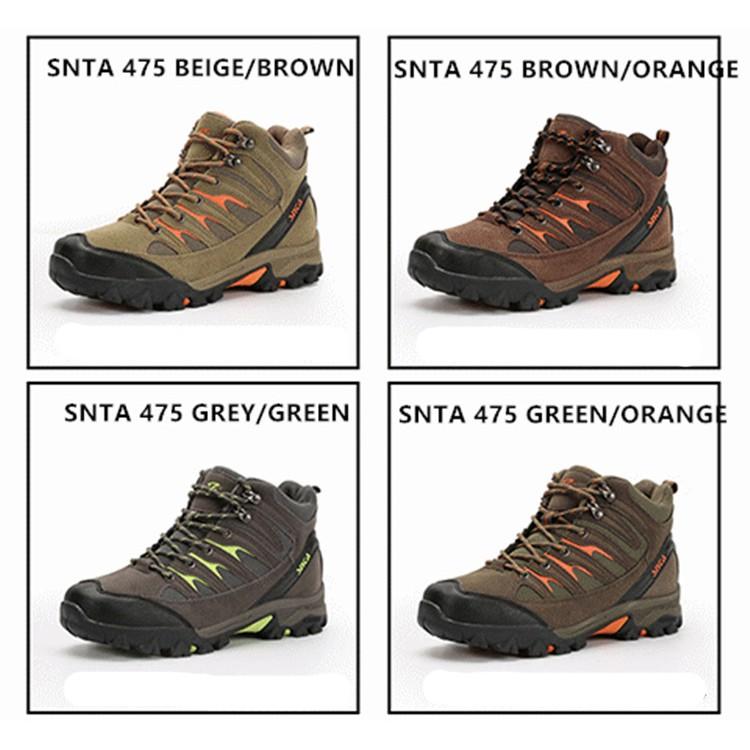 Sepatu Gunung Hiking Jack Wolfskin Style Pria Outdoor Tracking Olahraga  Sport  89aae6d5ef