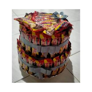 Buket Snack Tart Snack Susun Box Bengbeng Shopee Indonesia