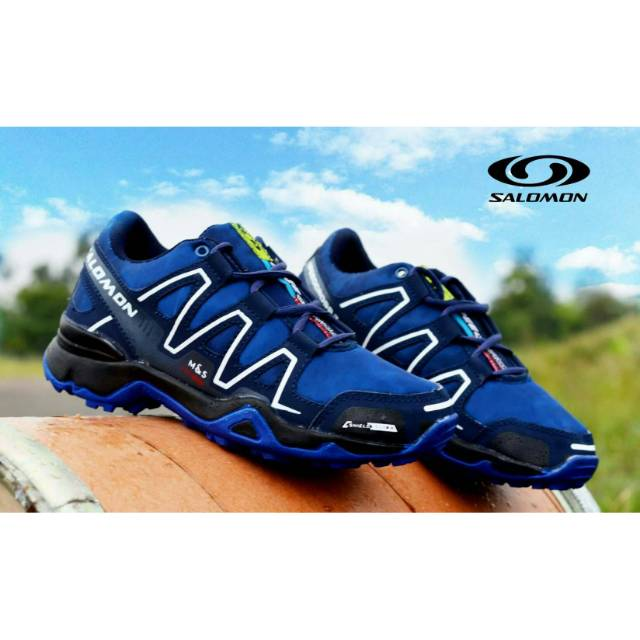 SEPATU SALOMON TRACKING SPEEDCROSS MEN SNEAKERS OLAHRAGA SPORT SHOES HIKING  OUTDOOR TRAVELING  6342c3506d