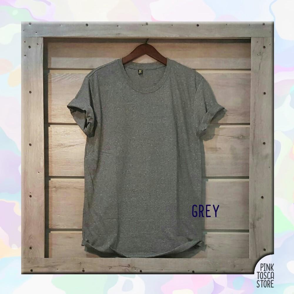 Erigo Shirt Hotaka Salur Grey Unisex Shopee Indonesia Hawaii Svetlana White Putih S
