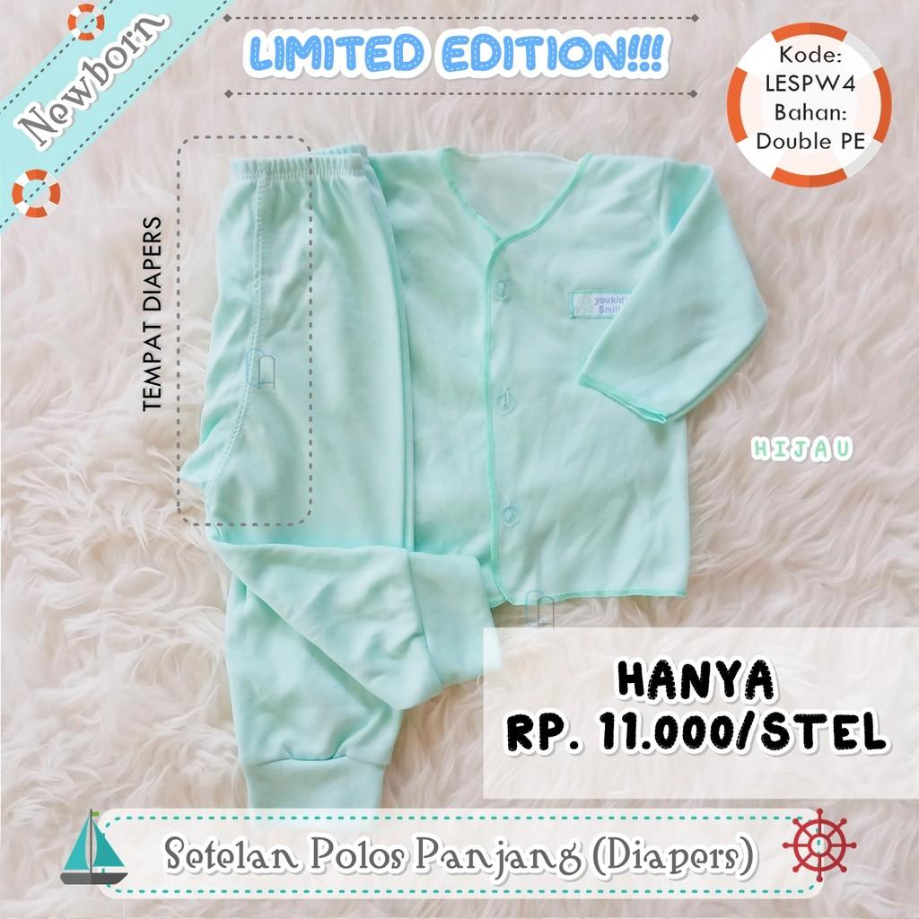 3 Stel Setelan Baju Bayi Newborn Celana Panjang Tutup Polos 3pcs Warna Tanpa Tempat Diapers Berwarna Spw5 Shopee Indonesia