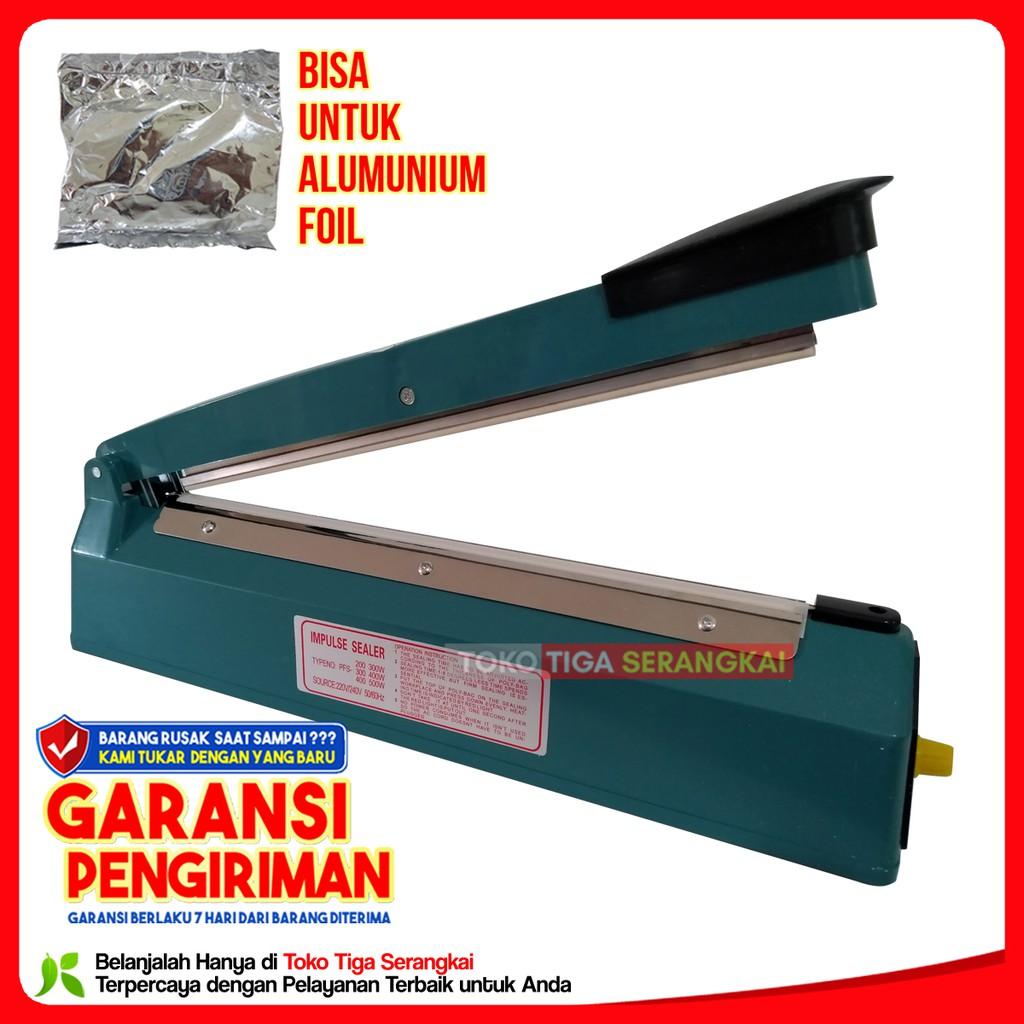 Q2 Impulse Sealer PFS-200 Pres Plastik 20 Cm/Mesin Pres Plastik/Alat Pres Plastik/Pres Plastik | Shopee Indonesia