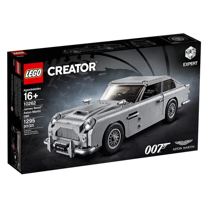 LEGO 10262 James Bond Aston Martin DB5 Complete Brand New Sealed Set Cheapest!