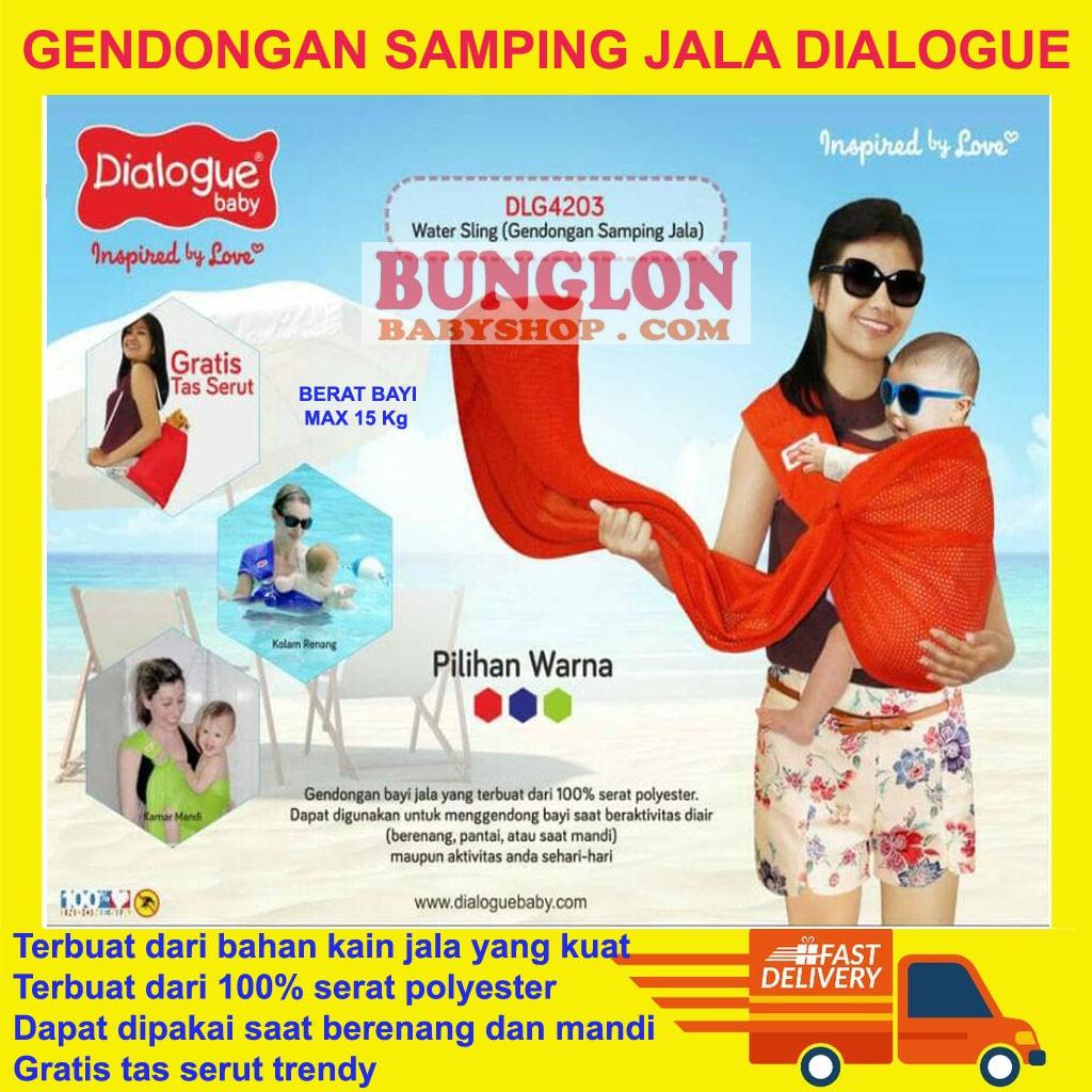 Gendongan Bayi Kanguru Dialogue Baby Ransel Depan 2 In 1 Sailor Obral Series Dgg 4236 Biru