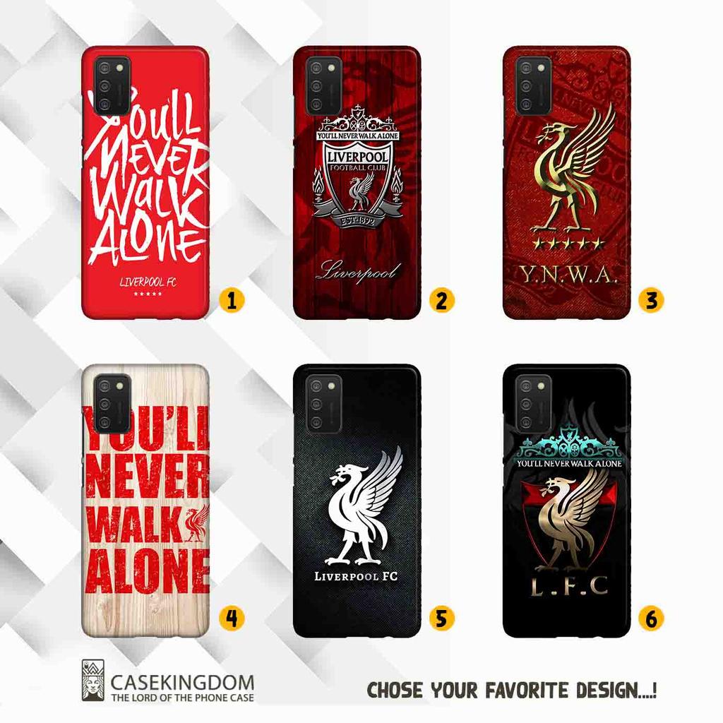 Premium Custom Case Samsung Galaxy A02s Liverpool Casing Hardcase
