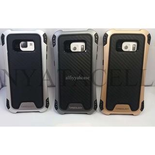 DISKON Case Caseology Samsung S6 Edge Anti Crack Shock HardCase Hard PALING MURAH