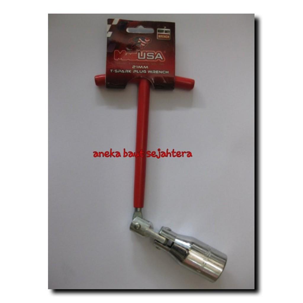 Kunci Busi Flexible 16 18 21mm American Tool USA Heavy Duty   Shopee Indonesia