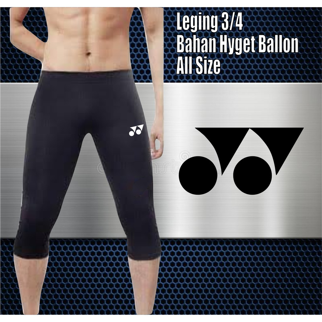 Leging Badminton 3 4 Bebas Pilih Logo Shopee Indonesia