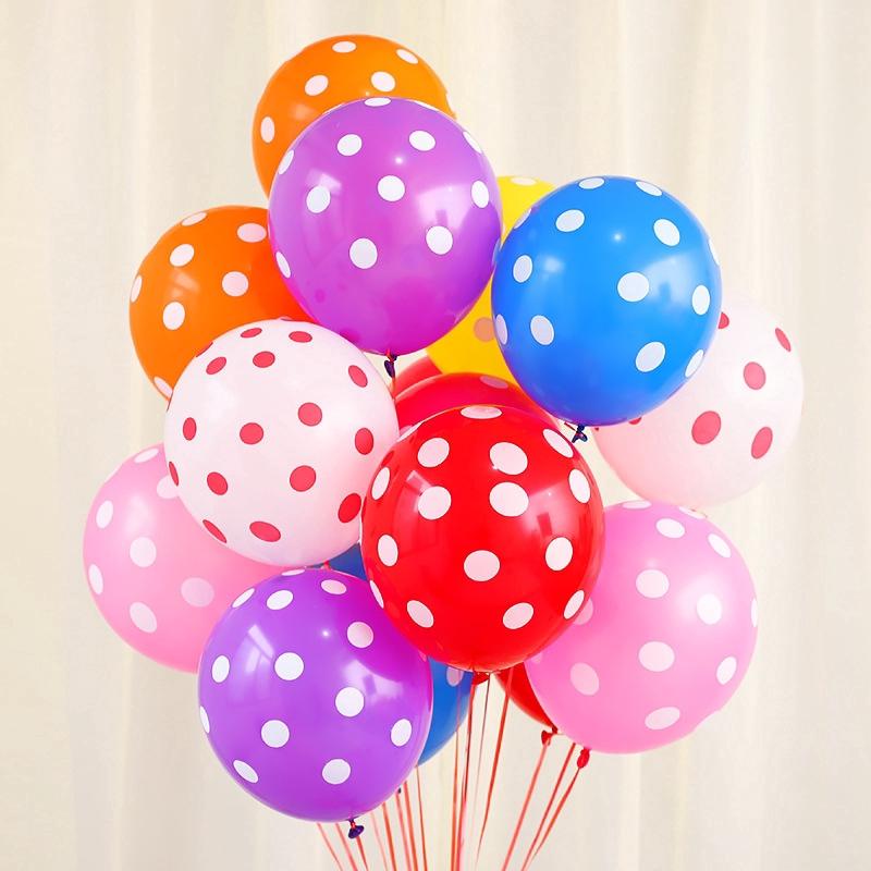 10pcs Pink White Balloons Colourful Unicorn Latex Ballon Birthday Party Supplies