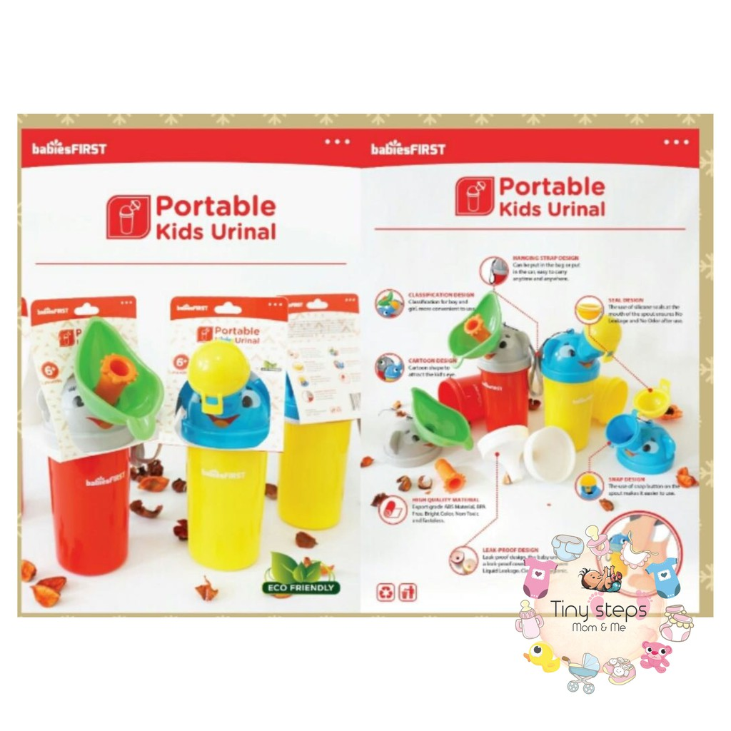 Baby   Kids Travel Potty Tempat Pipis Portable Toilet Urinal ... ba514fda14