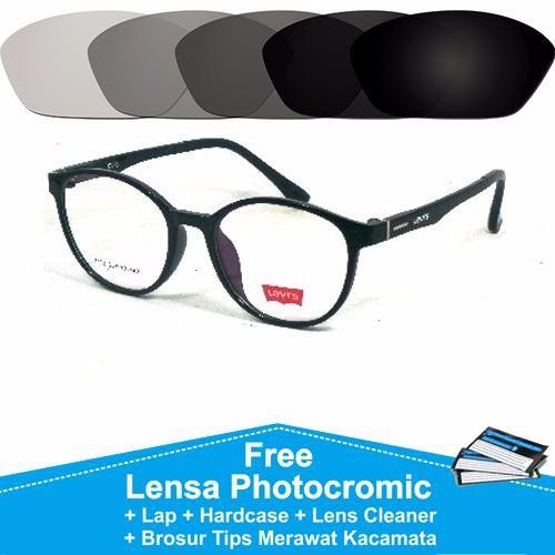 Promo Kacamata Plus 100 125 150175 200 250 Kacamata Baca Trendy ... eb99726476