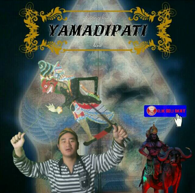 Wayang Kulit Low Yamadipati Batara Yama Shopee Indonesia