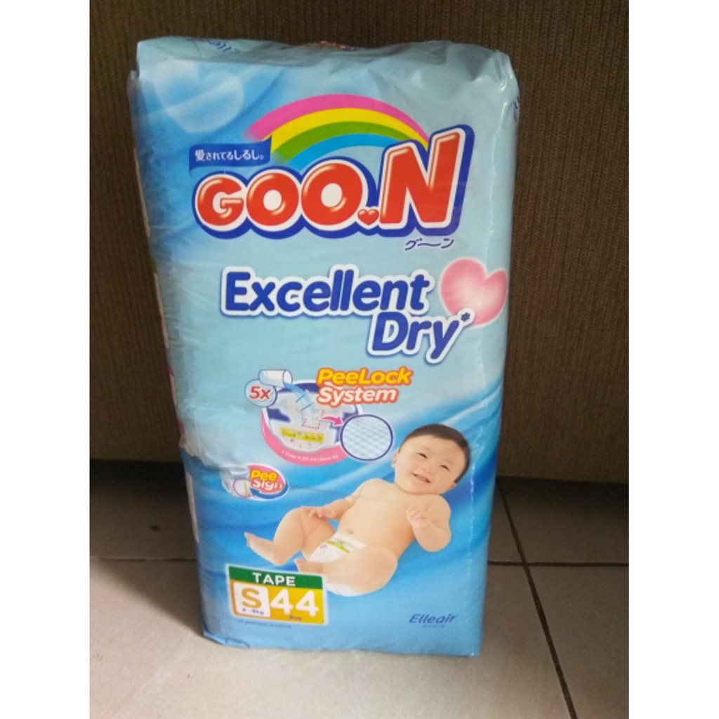 Goon Excellent Dry Tape S 44 S44 Shopee Indonesia L32