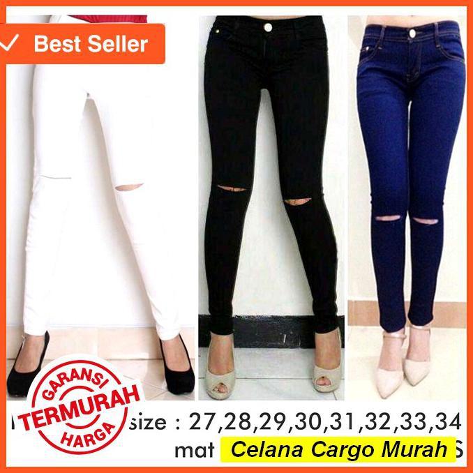 celana murah - Temukan Harga dan Penawaran Jeans Online Terbaik - Pakaian Wanita  November 2018  6a15b18996