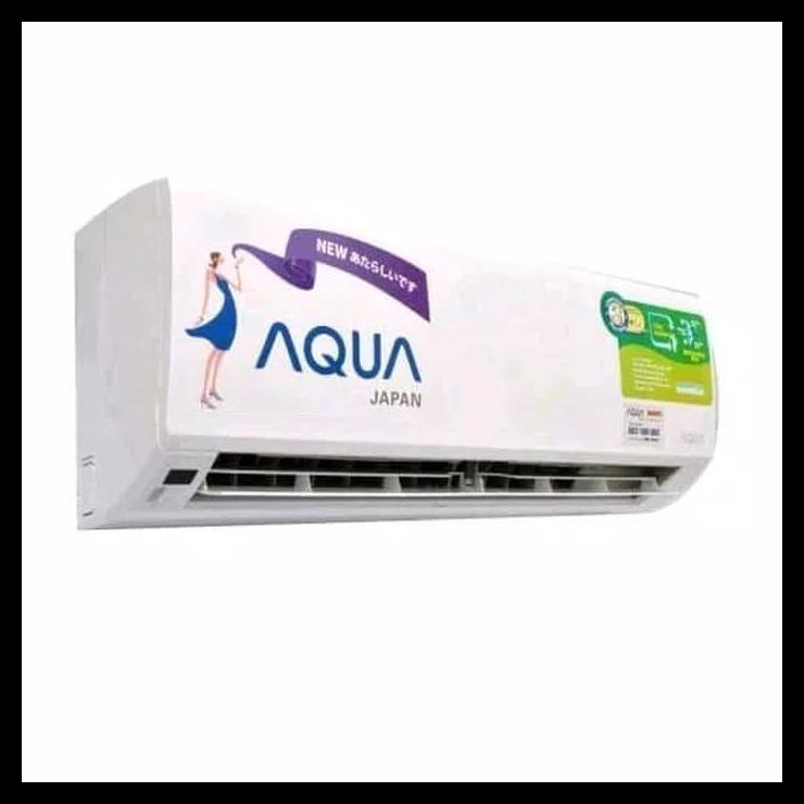 Aqua Ac Split 1/2 Pk Kc105Ag - Berikut Pasang Jadetabek