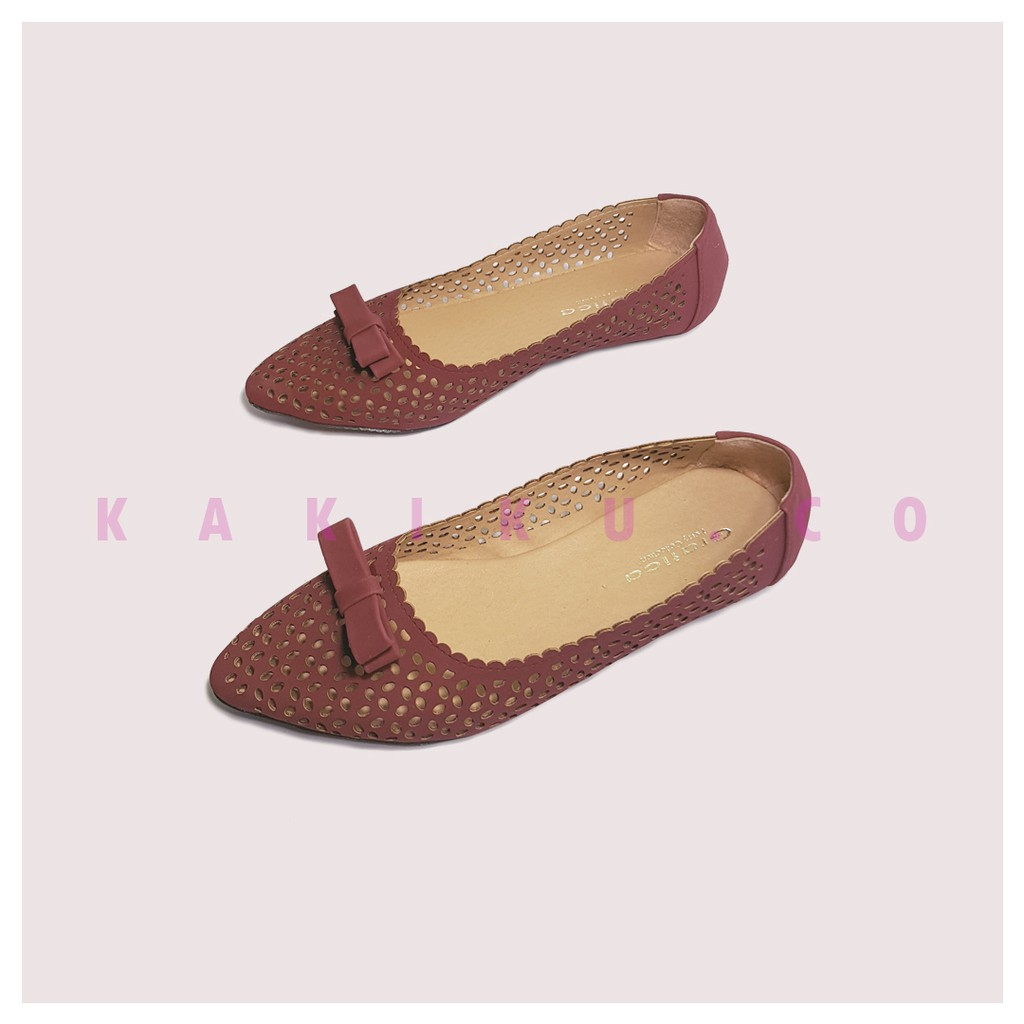 Sepatu Flatshoes Gratica DS20 .