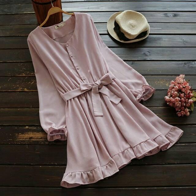 Belanja Online Dress - Pakaian Wanita  35030fc8a2