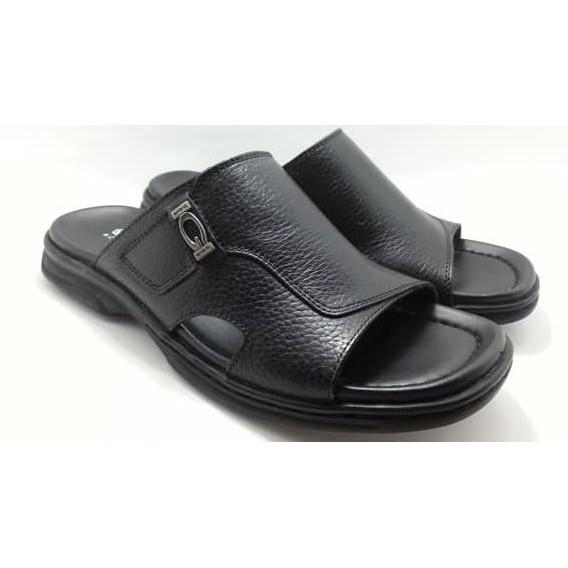 sandal kulit bagus - Temukan Harga dan Penawaran Sandal Online Terbaik -  Sepatu Pria Januari 2019  4123f1e896