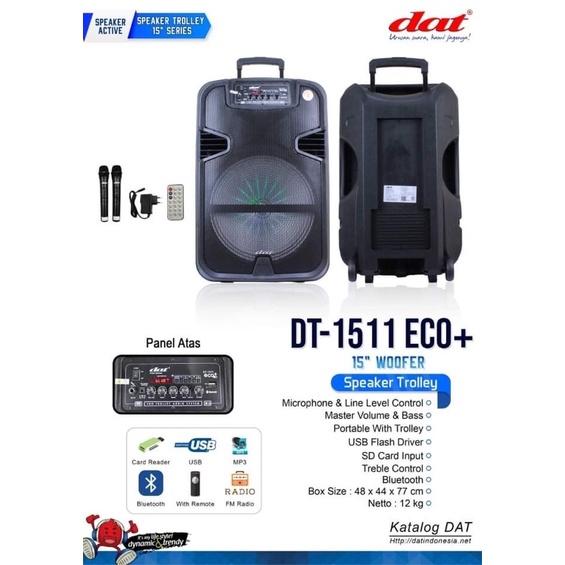 Speaker DAT 1511 Eco+