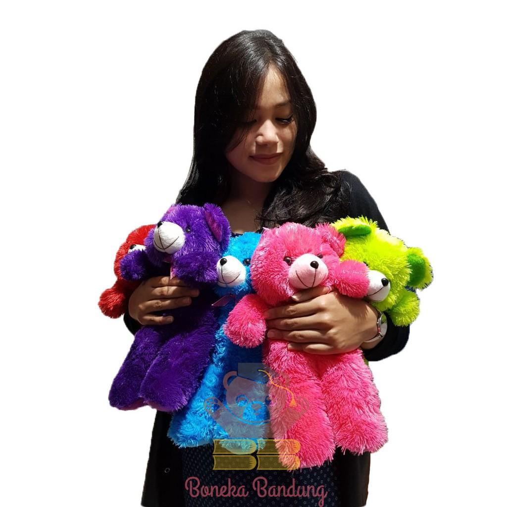 Boneka bandung Boneka Wisuda beruang teddy murah grosir Denmark Bear 18cm  888aab0c5d