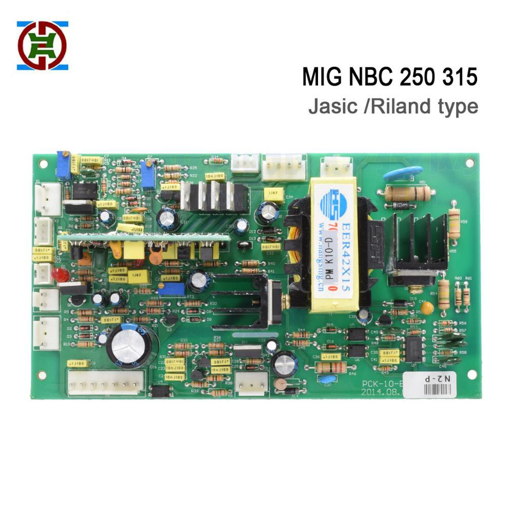 Riland Type Nbc Mig 250 315 Control Board For Mosfet Co2 Inverter Welding Machine Good Quality Shopee Indonesia