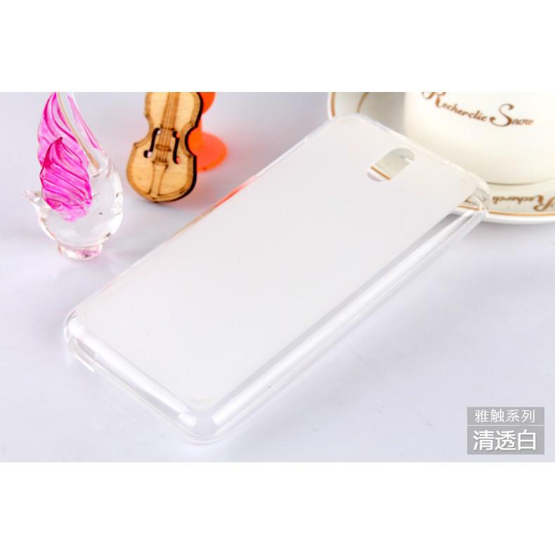 Casing Soft Case Bahan TPU Transparan untuk Lenovo Vibe P1/P1C72