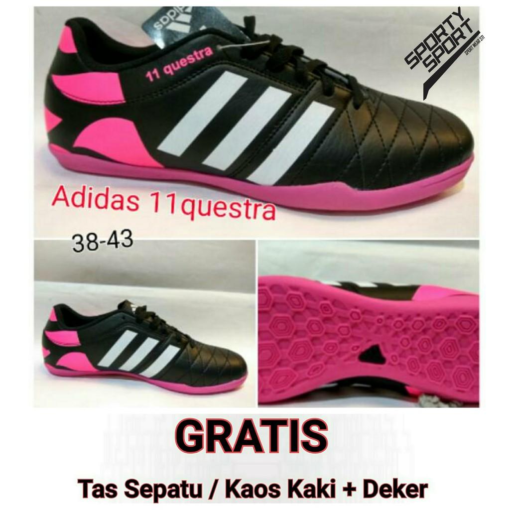 ( Gratis Tas Sepatu Kaos Kaki + Deker ) Sepatu Futsal Specs Spyder Hitam  Orange  bd2e226f5c