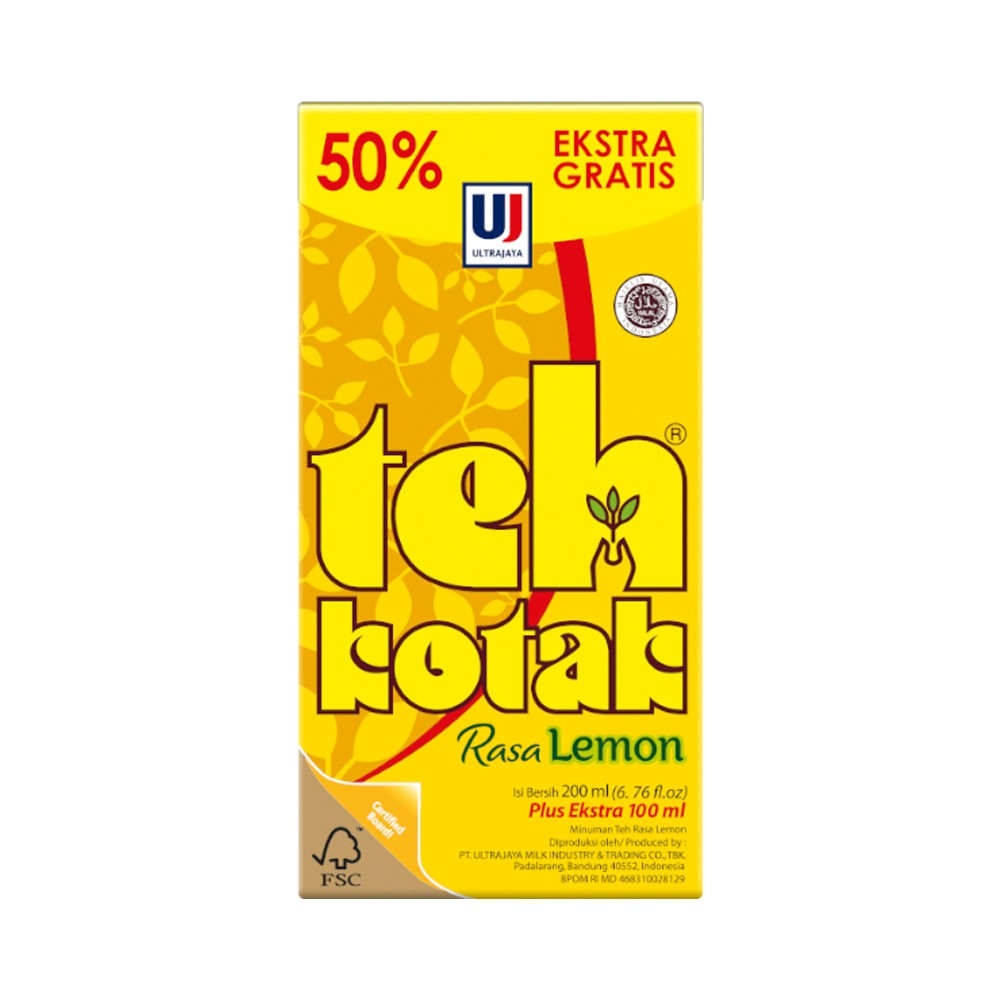 1 4 carton teh kotak rasa lemon 300 ml shopee indonesia 1 4 carton teh kotak rasa lemon 300 ml