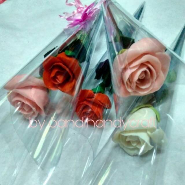 Bunga mawar setangkai   bunga rose kuncup 1 tangkai   bunga artificial  563d0b99bd