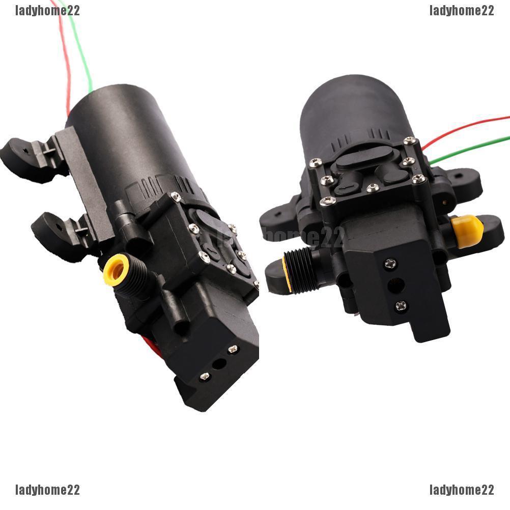 Bayar Di Tempat Pompa Air Otomatis Tekanan Tinggi Dc 12v 70w Mini Mikro Diaphragm Shopee Indonesia