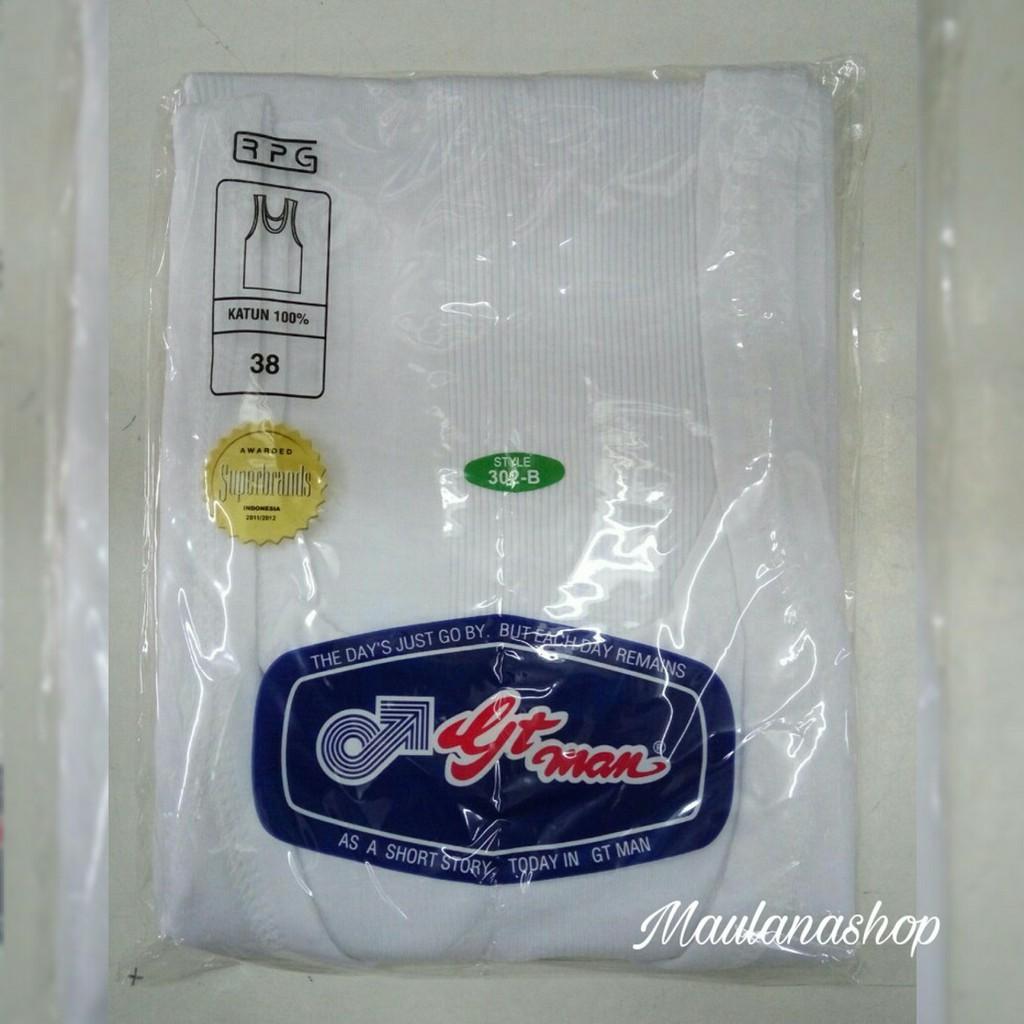 10off Kaos Dalam Pria Oblong Gt Man Gtman Hitam Celana Putih Pakaian Rpg 704 B Baju Shopee Indonesia
