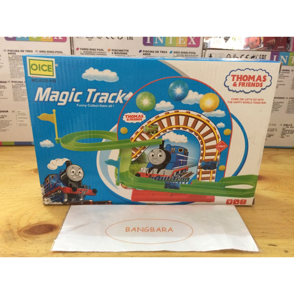 Aa Toys Thomas Train Track A333 193 Magic Mainan Kereta Api Otoys Cartoon Pa 8670 Friends Anak Double Jump