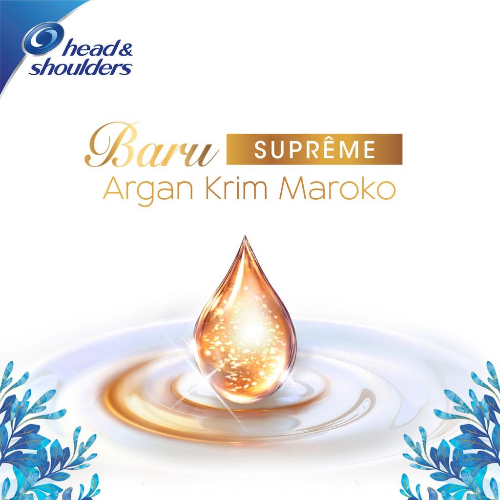 Head & Shoulders Shampoo Supreme Moisture Anti-Dandruff 480 ml-5
