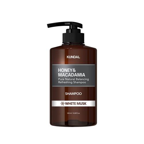 Kundal Nature Shampoo White Musk 500 ml-2