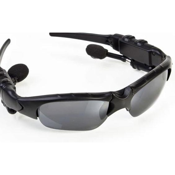 [Bayar Di Tempat]Kacamata Sunglasses Bluetooth Headset untuk iPhone   Shopee Indonesia