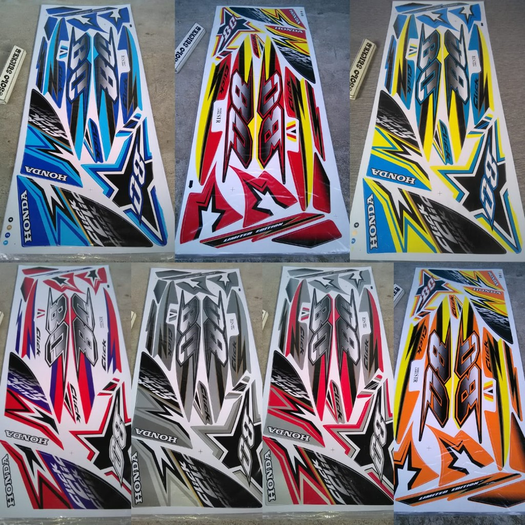 Striping sticker motor hnda vario 110 cw lama 2009 karbu shopee indonesia