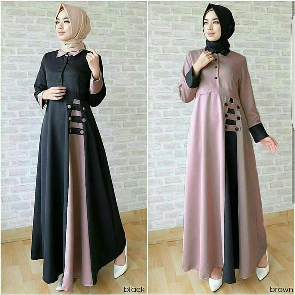 Salee Afida Dress Grosir Murah Baju Murah Murah Wanita