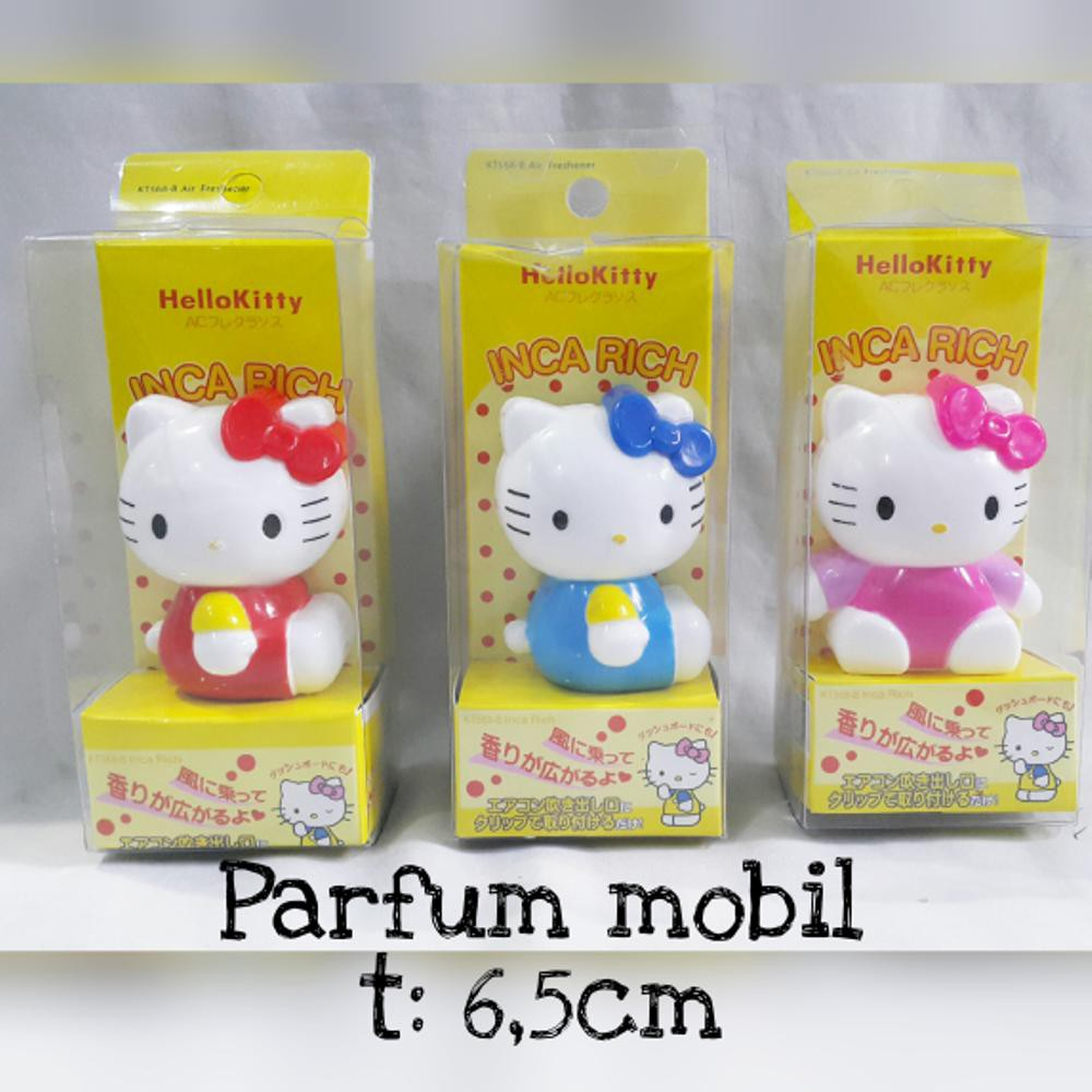 Parfum Mobil Hello Kitty Full Body Shopee Indonesia