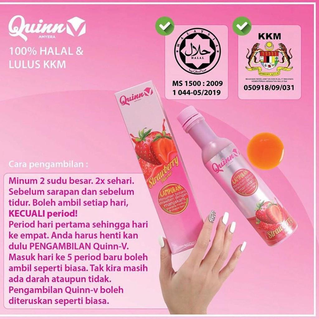 Quinn V Shopee Indonesia