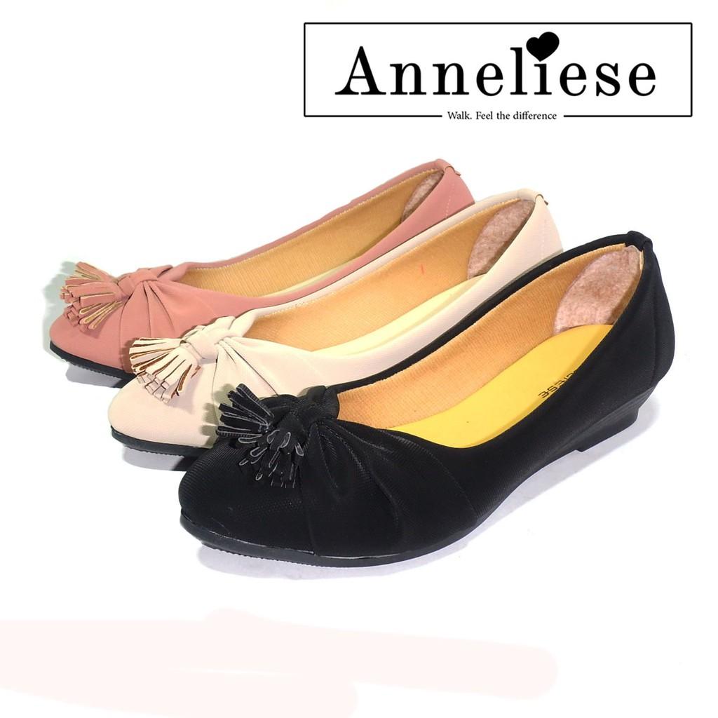 Anneliese sepatu balet flat shoes wanita salsa  ed11f42684