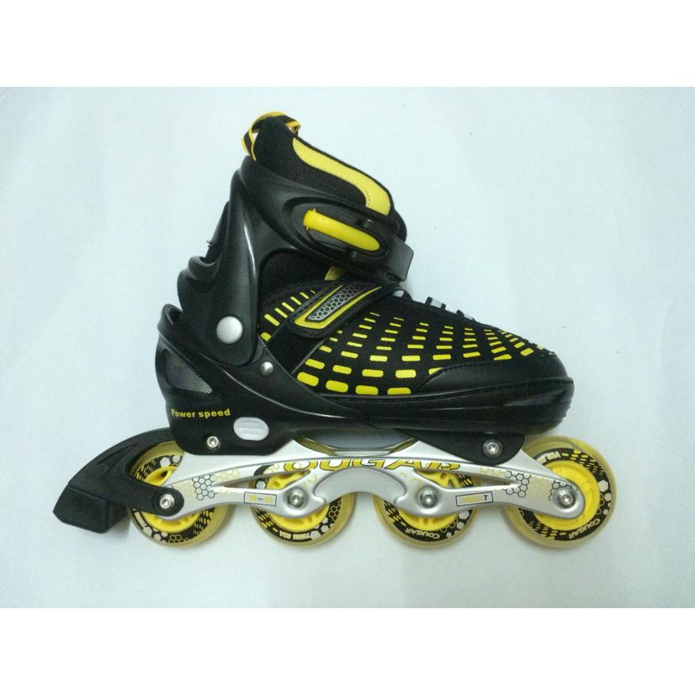 Sepatu Roda Cougar Power Speed  2174547db8