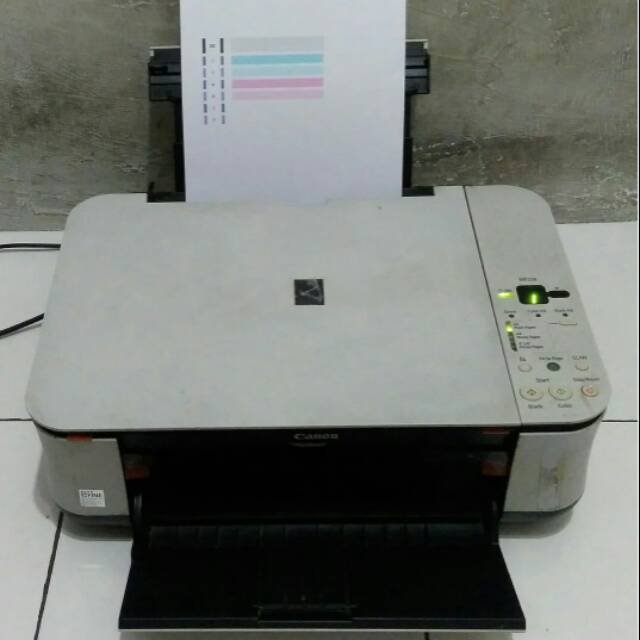 Printer Canon Mp 258 Cartridge 810 Dan 811 Tidak Normal Shopee Indonesia