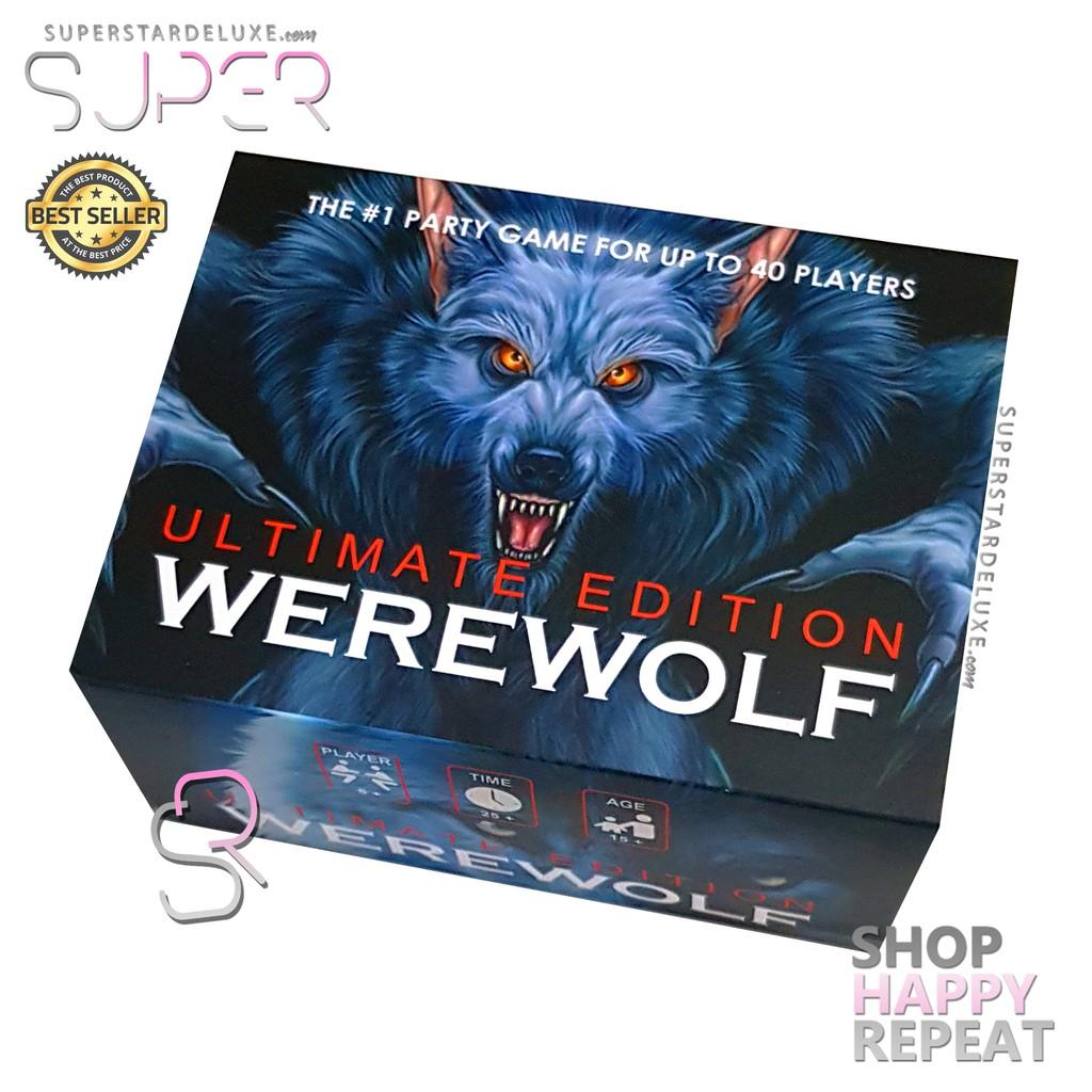 Werewolf Card Indonesia