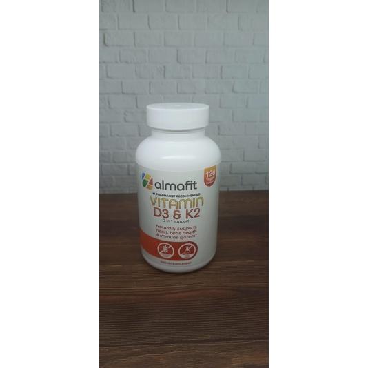 Vitamin D3 5000IU Almafit Original