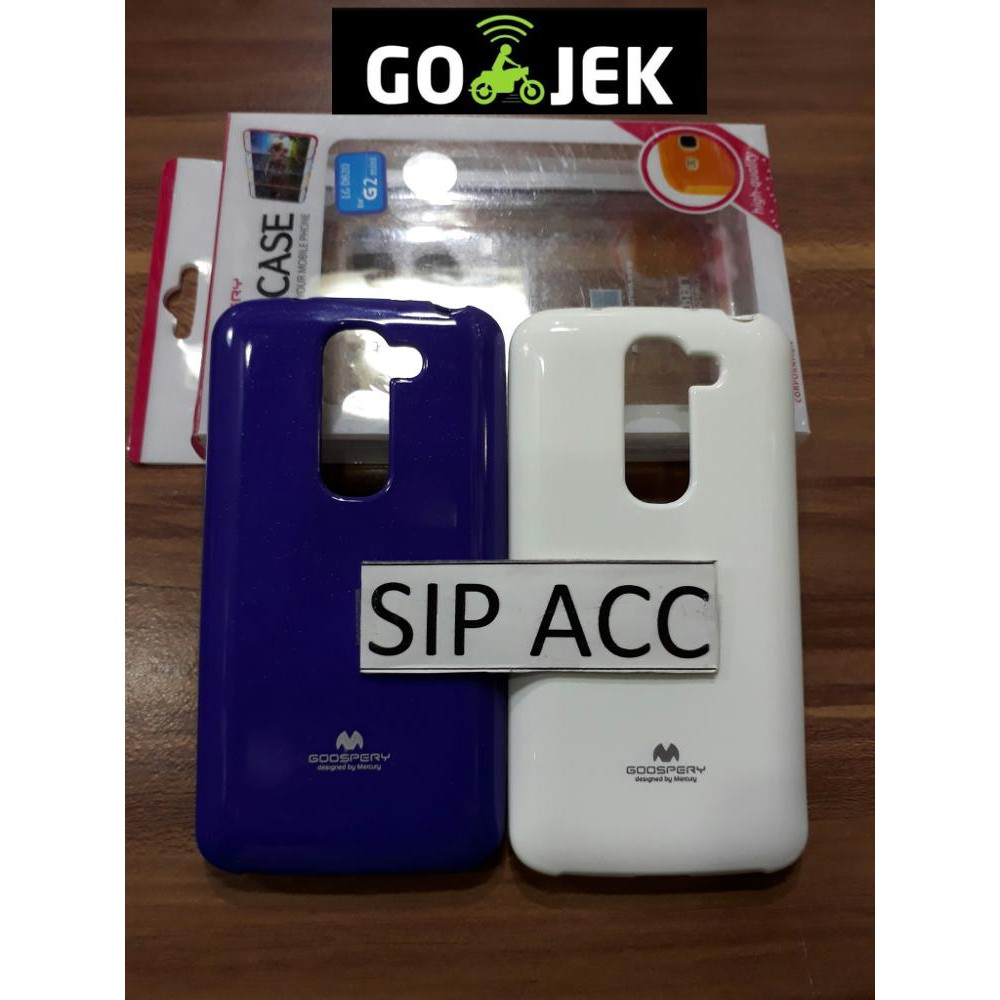Goospery Samsung Iphone Oppo Vivo Lg Sony Clear Jelly Case Special G7 Thinq Plus Style Lux Green Promo Shopee Indonesia