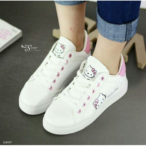 Sneakers Sepatu Wanita AMANDA JANES ROWAN  2a7ada99fd