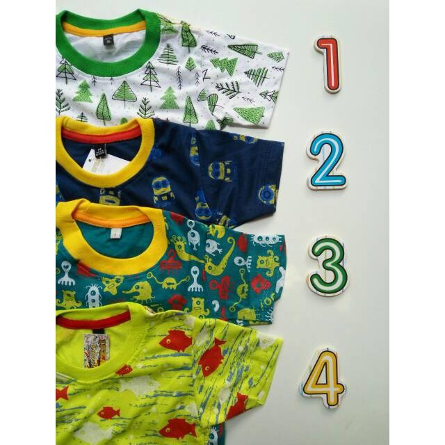 Dapatkan Harga baju murah Pakaian Wanita T-shirt Diskon  74f8c5add8