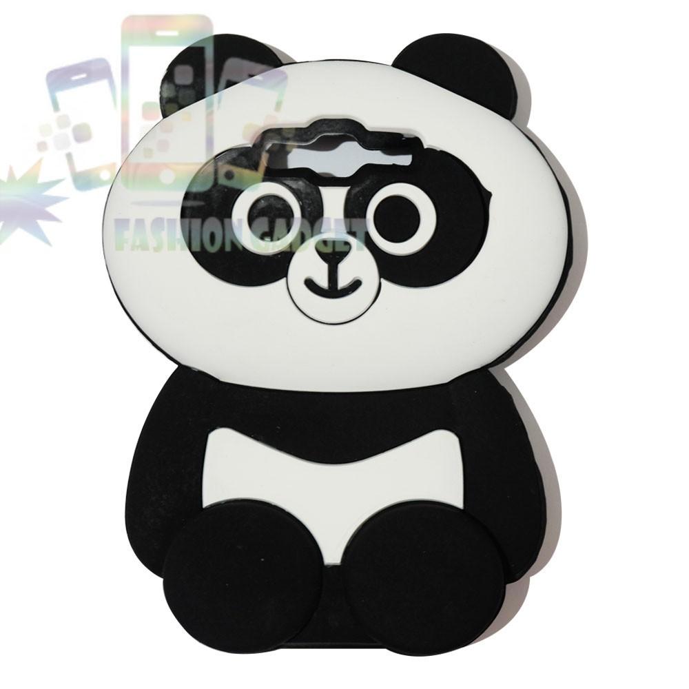 Case Silicone 3D Oppo A57 Cute Panda Rubber 3D / Softcase / Karakter / Casing  
