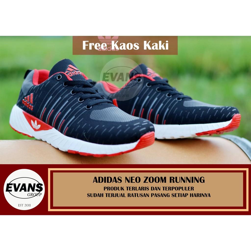 SEPATU KEKINIAN SHY9797 Sepatu Pria Adidas Marathon Running Olahraga Dan  Lifestyle A5612 NEW MODEL  b5ae4508b9