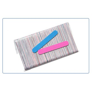 Nail File Frosted Double Sided Manicure Tool 8